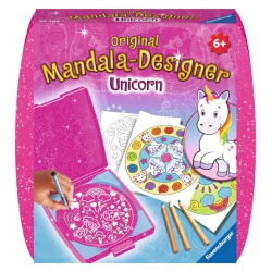 Mini Mandala designer Unicorn Ravensburger