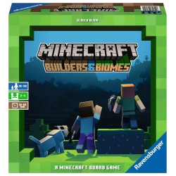 Minecraft bordspel, Ravensburger