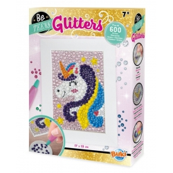 Diamond Glitters Lama