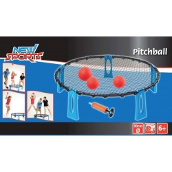 Pitchball set met 3 ballen