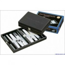 Backgammon deluxe travel