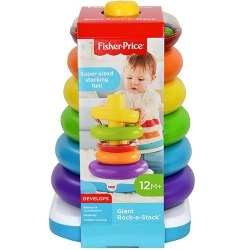 Fisher Price Ring Pyramide Giant