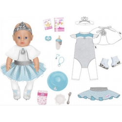 BABY born Magic Girl IJsballerina, Zapf