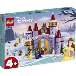 LEGO DISNEY - 43180 Belle's Kasteel Winterfeest