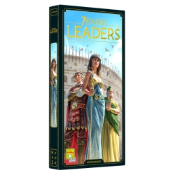 7 Wonders Leaders V2 - Kaartspel, Asmodee
