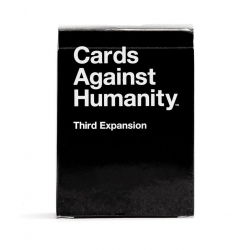 Cards Against Humanity - Kaartspel, Third expansion, int
