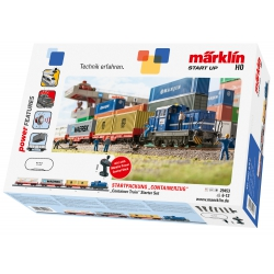 "Märklin-HO Start up, Startset "" Containertrein"" 29453"