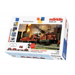 "Märklin-HO Start up, Startset "" Brandweer"" 29722"