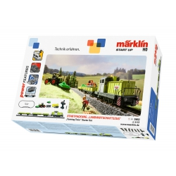 "Märklin-HO Start up, Startset "" Claas, Landbouw "" 29652"