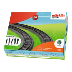 Märklin My World, Rails RAILS Uitbreidingsset 23300