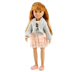Kruselings, Chloe Casual Doll set, Käthe Kruse
