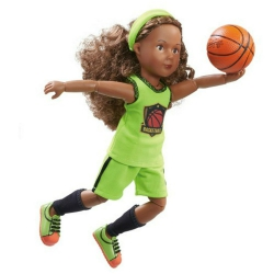 Kruselings, Joy Basketball Star Doll set, Käthe Kruse