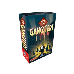 12 Gangsters - Kaartspel, Geronimo Games