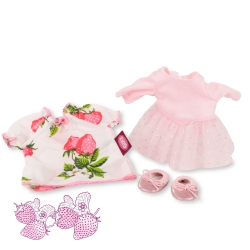 Götz - poppenkledingset Boutique set Perfect Ballet 27 cm