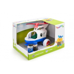 Viking Toys - Grote Politie Helicopter