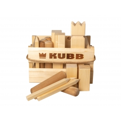 Kubb in Houten Box