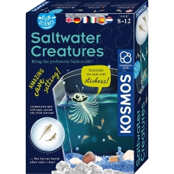 KOSMOS, Saltwater Creatures - Fun Science