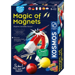 KOSMOS, Magic of Magnets - Fun Science