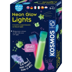 KOSMOS, Neon Glow Lights - Fun Science