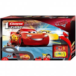 Carrera First - Disney Pixar Auto's