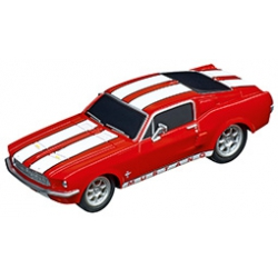 Carrera - Ford Mustang '67 - Race Rood