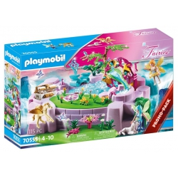 Playmobil - Fairies 70555 Magisch meer in sprookjesland