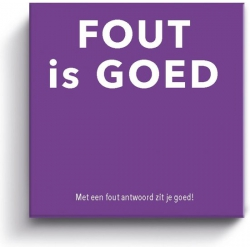 Gift Game : Fout is Goed, TACTIC
