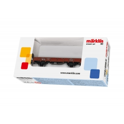 Märklin Start up, Lageboordwagen 4423, Spoor H0