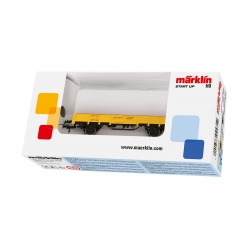 Märklin Start up, Lageboordwagen 4471, Spoor H0