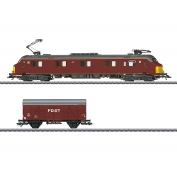 Märklin-H0 Start up, Elektrische postmotorwagen, serie mP 3000, 26613