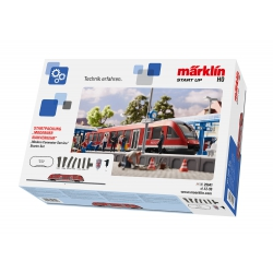 "Märklin-H0 Start up, Digitale Startset ""Moderne stoptrein"" 29641"