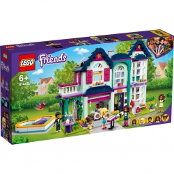 LEGO FRIENDS - 41449 Andre's Family House