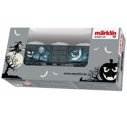 Märklin-H0 Start up, Halloween-wagen - Glow in the Dark, 44232