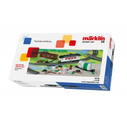 Märklin-H0 Start up, Bouwsteenwagenset, 44736