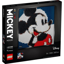 Lego Art - 31202 Disney's Mickey Mouse