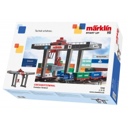 Märklin-H0 Start up, Containerterminal, 72452