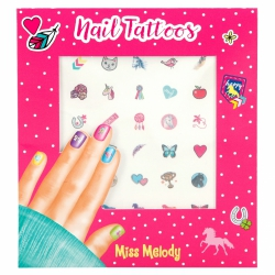 Miss Melody Nagelstickers