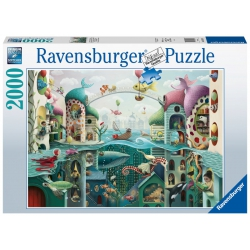 If Fish Could Walk Ravensburger 2000stukjes