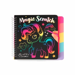 Ylvi & the Minimoomis mini Magic Scratch boek