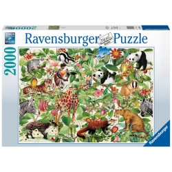 Jungle Ravensburger 2000stukjes