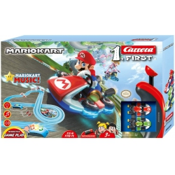 Carrera First Racebaan - Mario Kart ™ - Royal Raceway