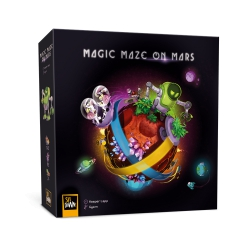 Magic Maze on Mars - Bordspel, SitDown