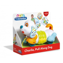 Clementoni Baby - Hond Pull Along