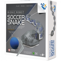 PlaySTEAM - Bionic Robot Soccer Snake