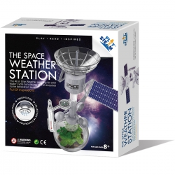 PlaySTEAM - The Space Weather Station