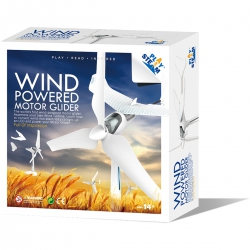 PlaySTEAM - Wind Turbine Motor Glider