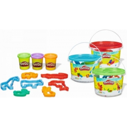 Playdough, Bucket fun