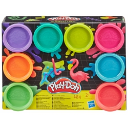 Playdough, Neon 8 pack