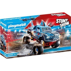 Playmobil - Stuntshow 70550 Monster Truck Haai