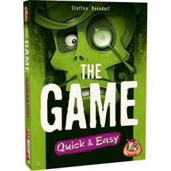 The Game Quick and Easy Kaartspel